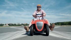 Das Bobby Car für Erwachsene - Bohemian Browser Ballett