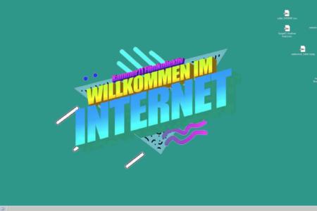 Willkommen im Internet - Kammer11 Party und Filme