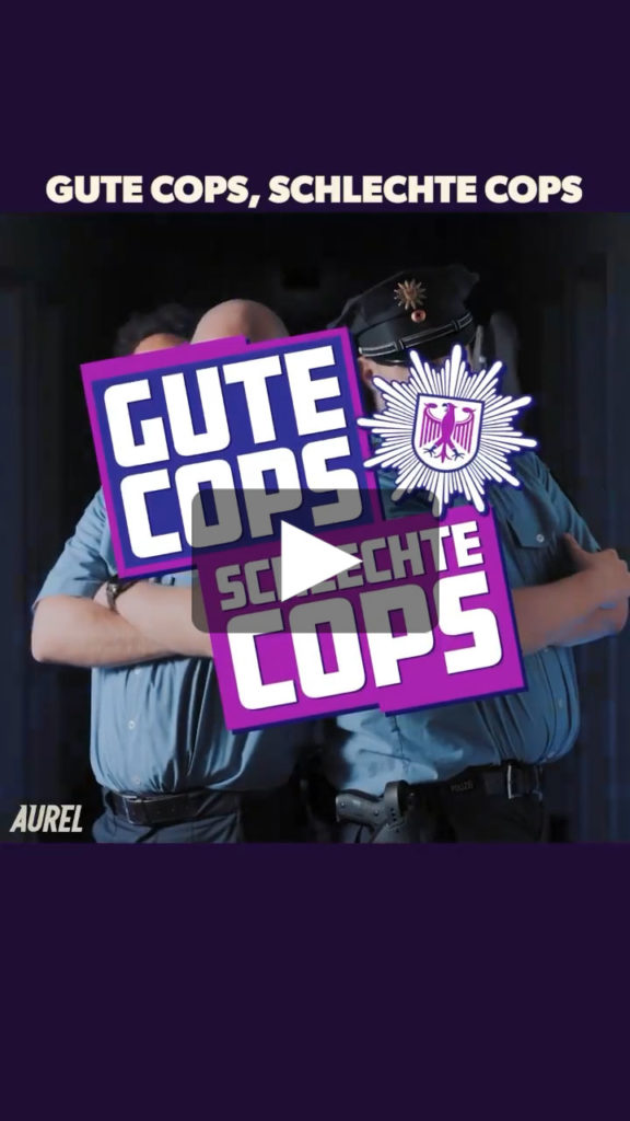 Gute Cops Schlechte Cops